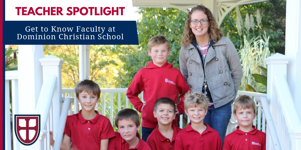 Watch Now: Teacher Spotlight