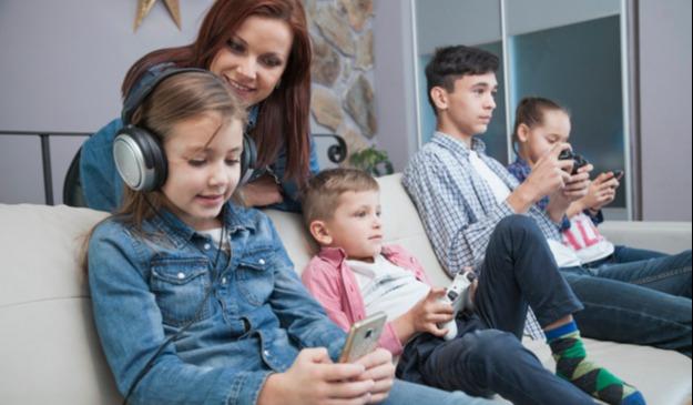 tech parenting lecture